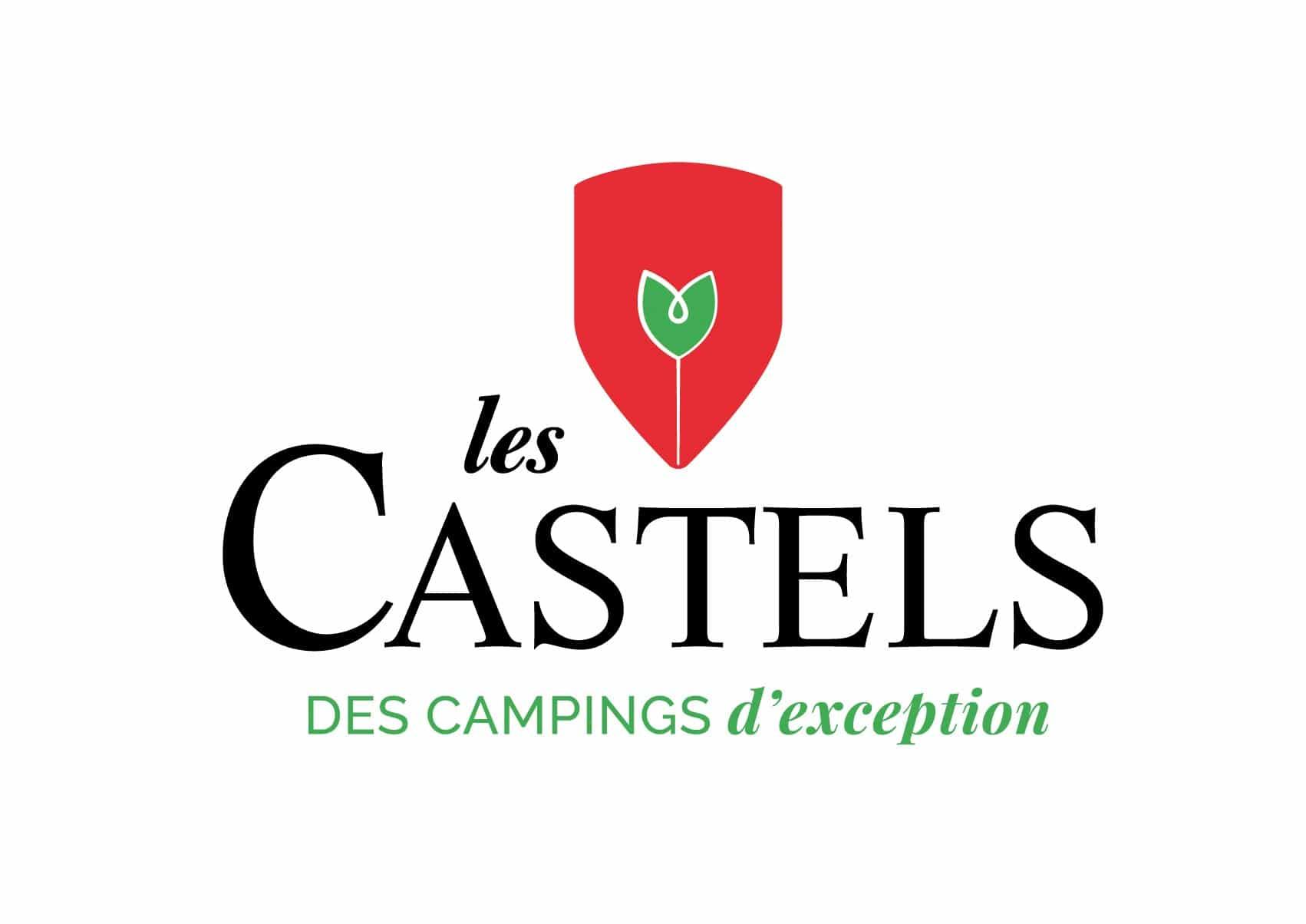 2019 Les Castels logo principal - 2019 Les Castels-logo-principal